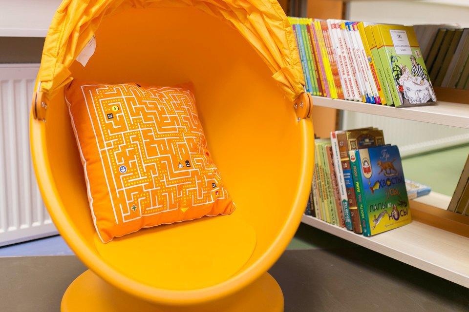 Как устроена детская библиотека нового типа. Изображение № 20.