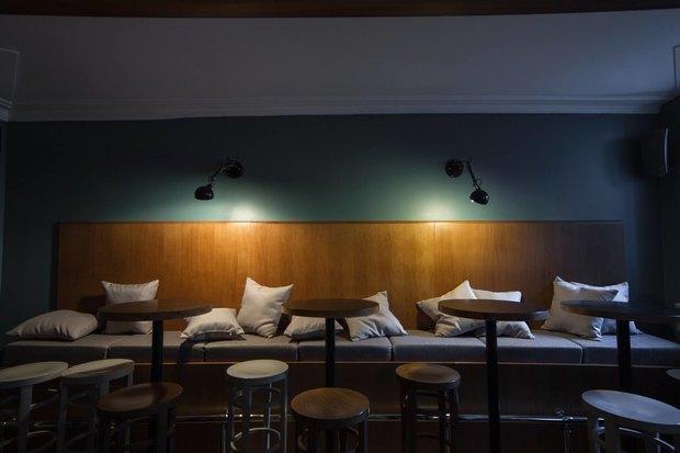 Владельцы «Цветочков» открывают новый бар наулице Маяковского. Изображение № 1.