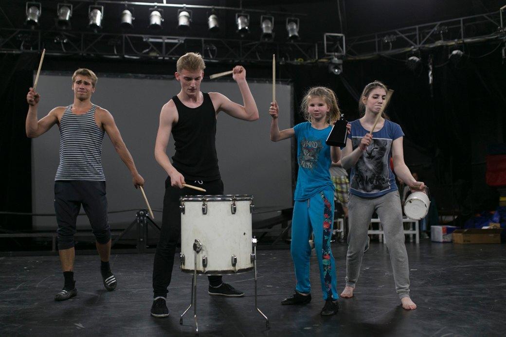 15 лет «Упсала-цирку»: Как трудные подростки становятся цирковыми артистами. Изображение № 14.