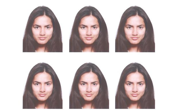 Эксперимент The Village: Как фотографируют на паспорт. Изображение №19.