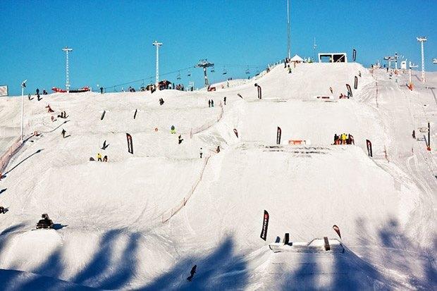 Где заниматься зимними  видами спорта. Изображение № 8.
