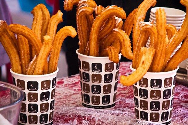 Что едят жители Нью-Йорка, Стамбула, Токио и Мадрида на улице. Изображение № 26.