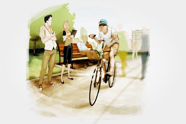 Власти рассказали оперспективах велодвижения вМоскве. Изображение №18.