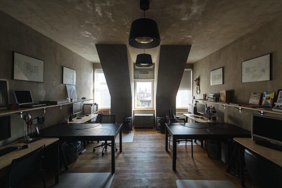 Офис бюро Archido вмансарде. Изображение № 12.