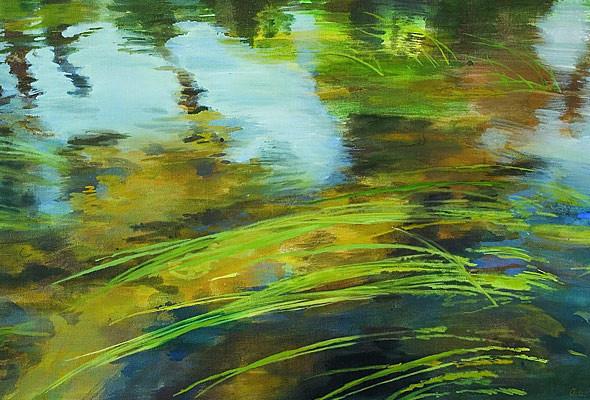 Работы семи современных киевских художников объединили в одной выставке. Изображение № 3.