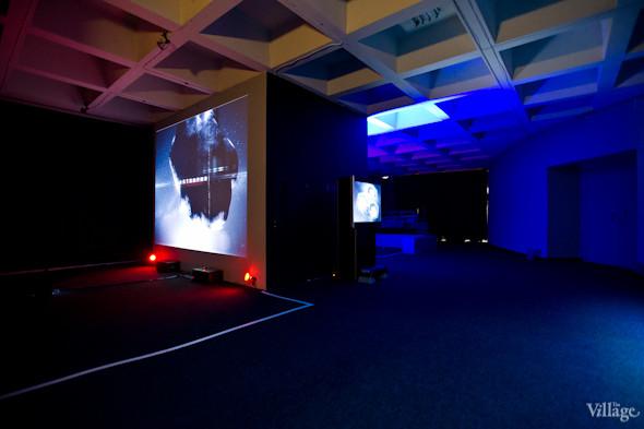 Atmasfera 360: Сферическое кино, игры на сенсорных панелях и шоколадные телескопы. Зображення № 6.