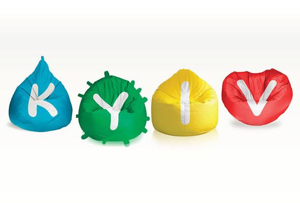 Определен победитель интернет-голосования за логотип Киева. Зображення № 26.