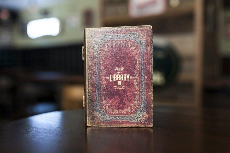 Паб Library на Вознесенском проспекте. Изображение № 10.