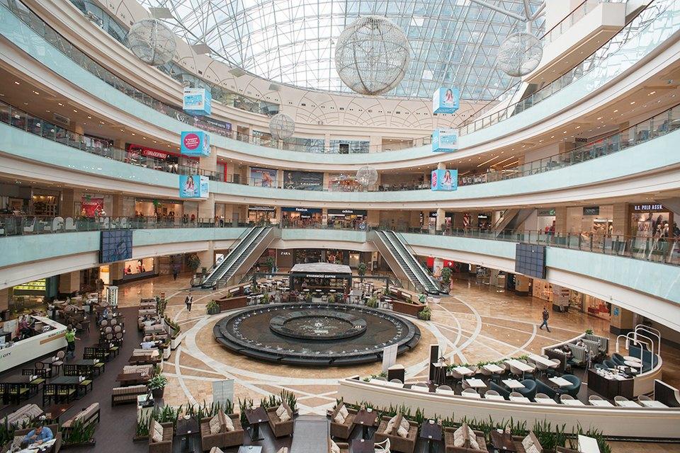 Торговые центры Москвы: «Афимолл». Изображение № 18.