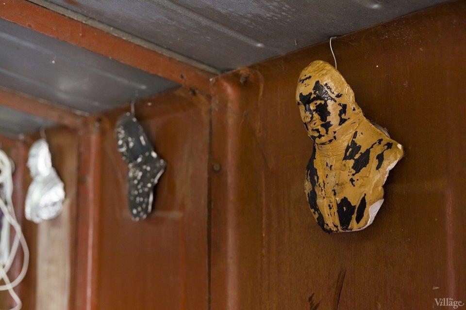Сделай хлам: Что горожане хранят в гаражах. Изображение № 4.