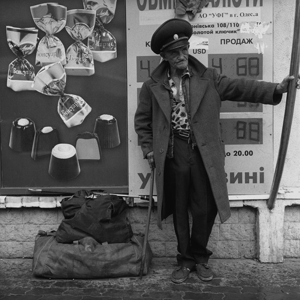 В «Камере» открылась фотовыставка Александра Чекменёва. Изображение № 5.