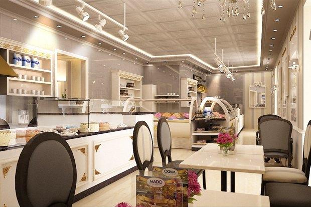 На Невском откроется турецкая сетевая мороженица Mado. Изображение № 2.