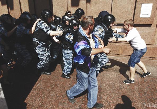 Copwatch: Действия милиции возле «Украинского дома». Зображення № 33.