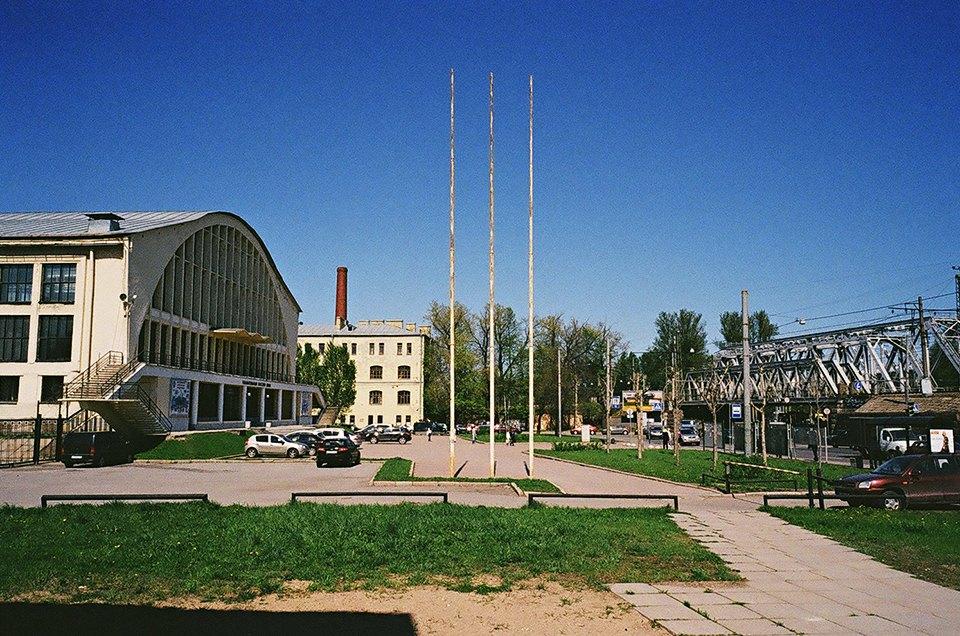 На районе: Выборгский глазами Игоря Симкина. Изображение №11.