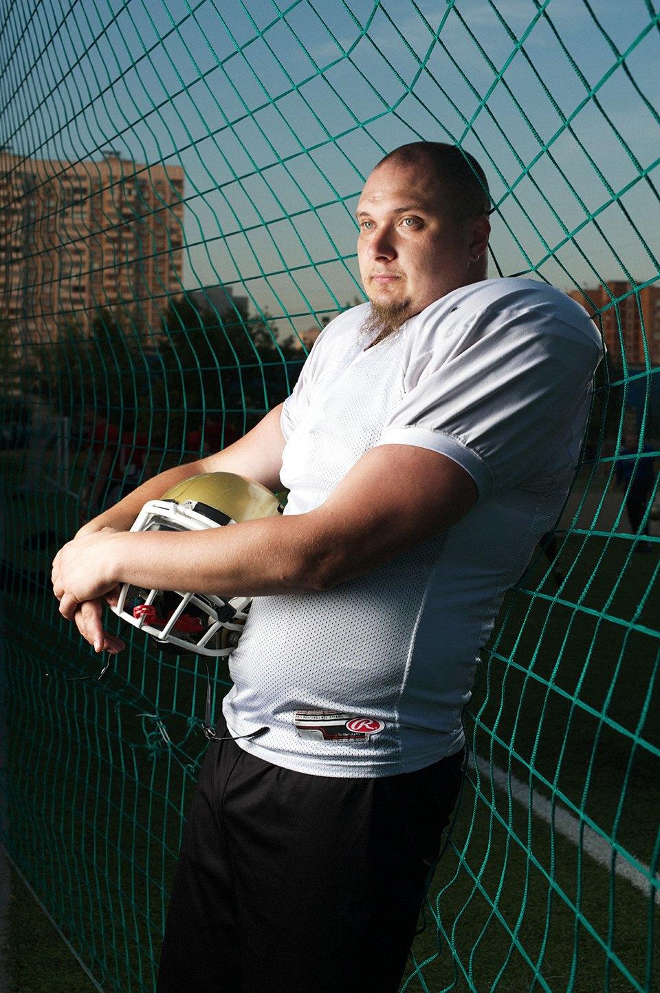 Кто вМоскве играет вамериканский футбол. Изображение № 8.