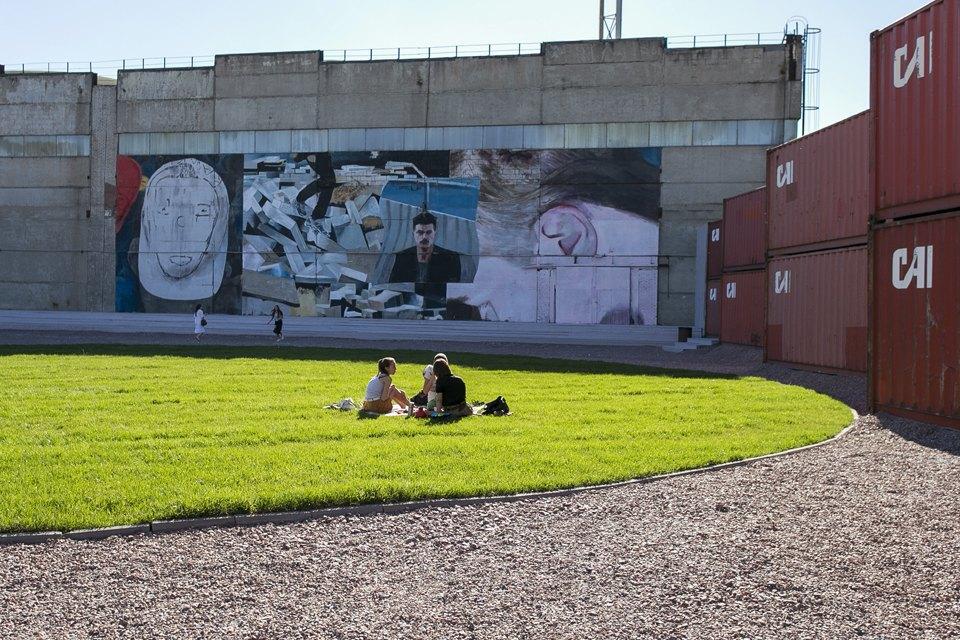 В Петербурге открылся Музей стрит-арта. Изображение № 23.