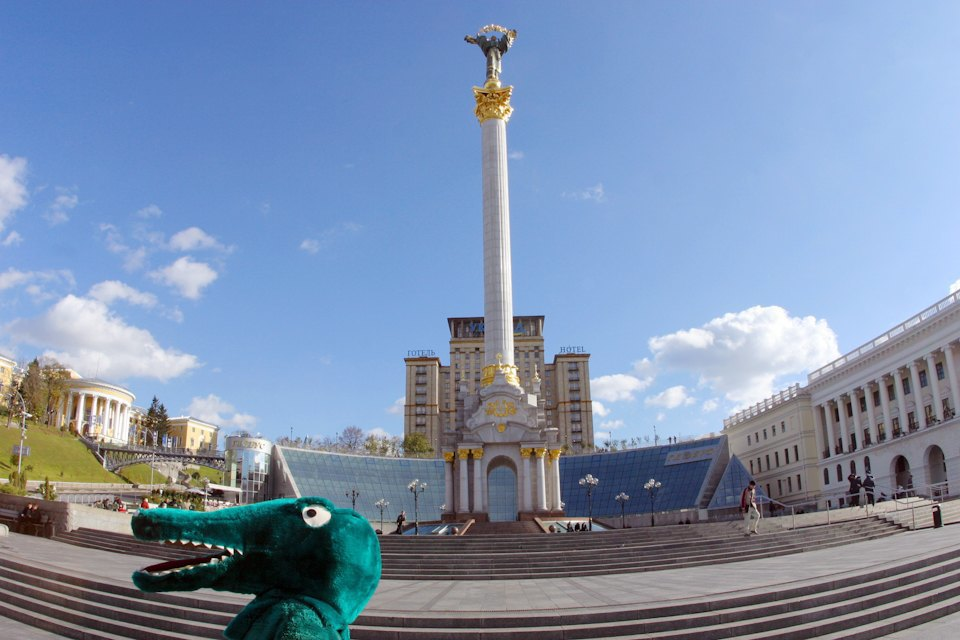 Камера наблюдения: Киев глазами Константина Черничкина. Изображение № 27.