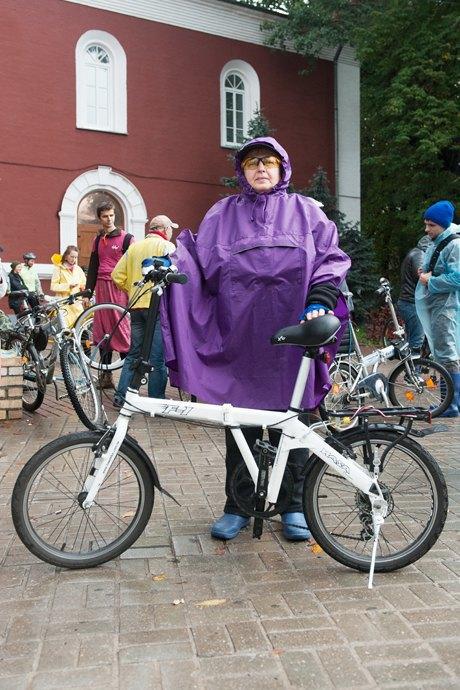 Люди в городе: участники велопарада впижамах. Изображение № 17.