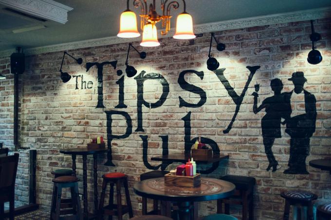 На Сущёвской улице открылся The Tipsy Pub. Изображение № 7.