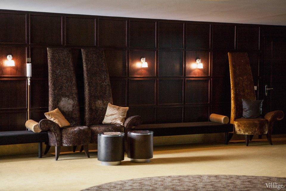 Интерьер недели (Москва): Mamaison All-Suites Spa Hotel Pokrovka. Изображение №36.