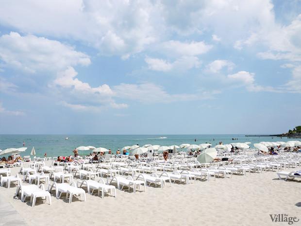 На песке: 5 пляжных клубов Одессы. Зображення № 42.
