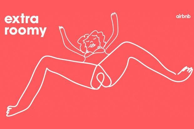 Интимное место: Почему двусмысленный логотип Airbnb — это выгодно. Изображение № 7.