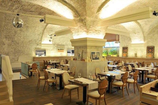 В центре дизайна Artplay открылось кафе «Доможилов». Изображение № 1.