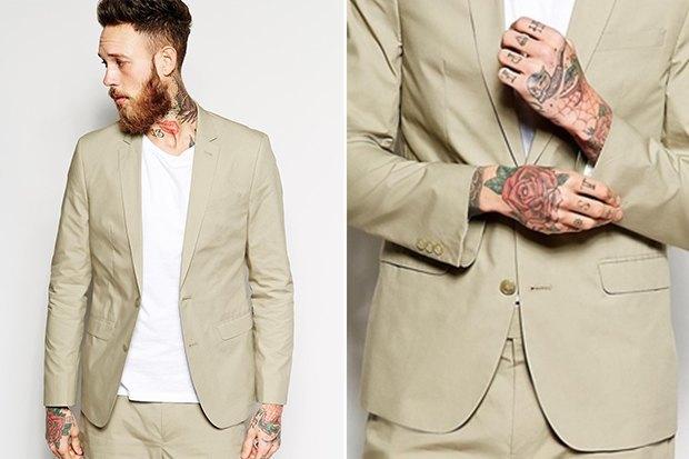 Где купить пиджак: 6 вариантов от 4 до 14 тысяч рублей. Изображение № 5.