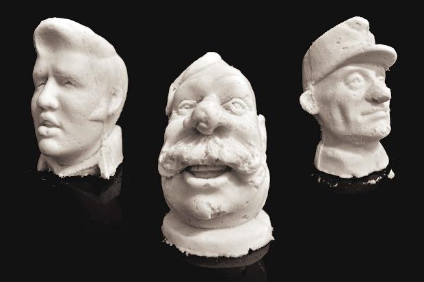 Как это делается (Львов): Скульптуры из сала . Изображение № 13.