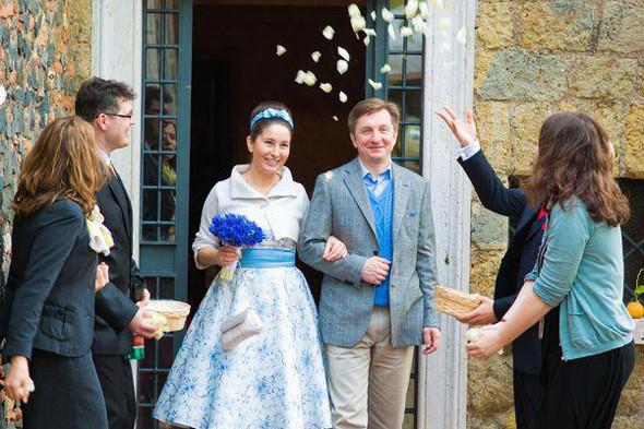 Сезонное предложение: 4 современные свадьбы. Изображение № 50.