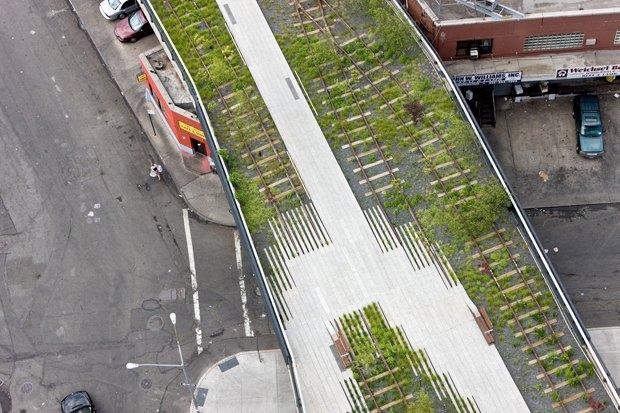 Как создать необычный парк: 5советов архитектора «Хай-Лайна». Изображение № 25.