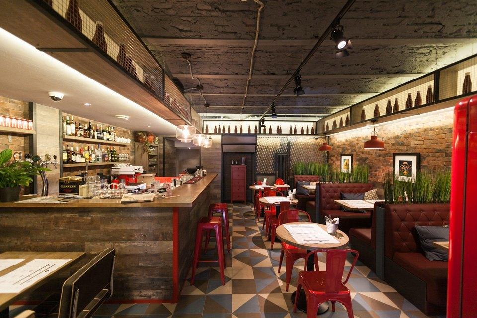 Бургерная Ketch Up Burgers на Литейном. Изображение № 6.