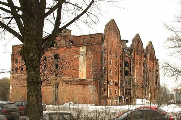 Солодовня пивомёдоваренного завода «Бавария». Изображение № 6.