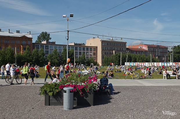 Фоторепортаж: Велопробег «За велогород». Изображение № 33.