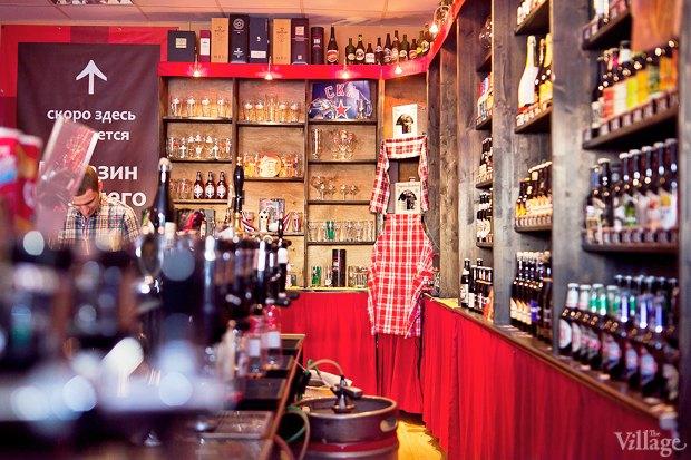 Все свои: Пивбар и магазин на «Пионерской». Изображение № 9.
