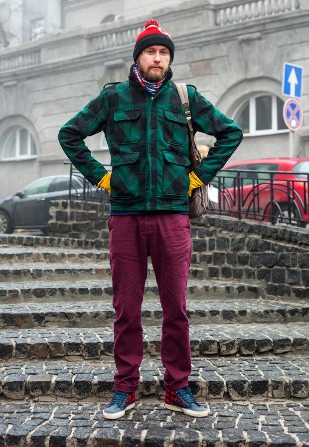 Внешний вид: Андрей Гирчук, основатель Roof Events Kiev. Зображення № 1.