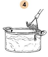 Рецепты шефов: Шашлык из сома на шпажке из розмарина. Изображение № 9.