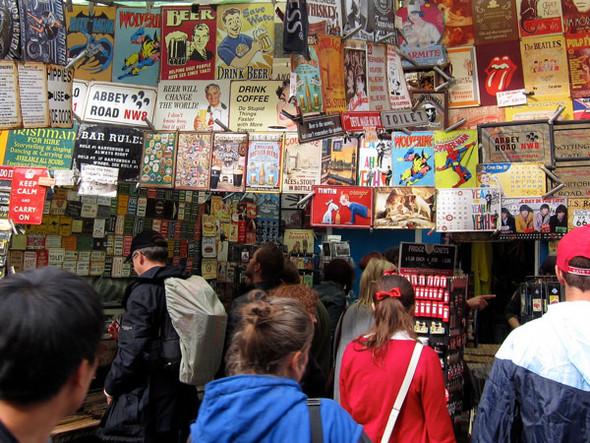 В центре Москвы могут открыть блошиный рынок. Изображение № 10.