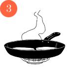 Рецепты шефов: Красный хумус, бабагануш, долма ипшеничные лепешки. Изображение № 15.