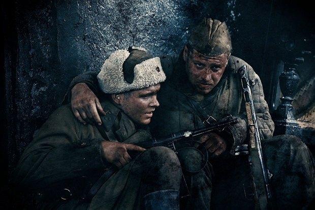 Иностранцы смотрят кино про Великую Отечественную войну. Изображение №6.