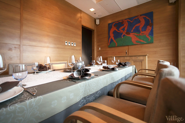 Новое место (Киев): Панорамный ресторан Matisse. Изображение № 16.