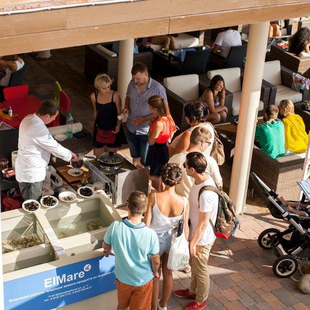 Рыбный базар, «Зомби-моб», «Пост-фест» иещё 11событий выходных. Изображение № 11.
