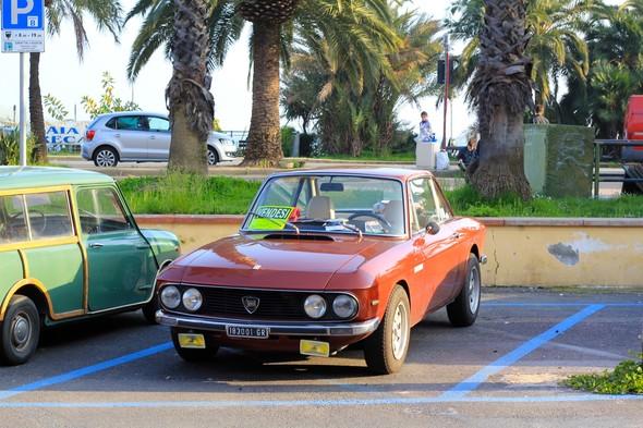 Ретро-автомобили в Сан-Ремо. Изображение № 4.