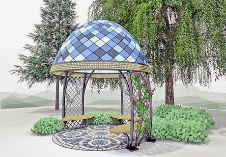 На Днепровской набережной появится новый парк. Зображення № 1.