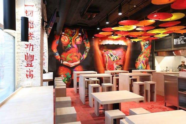 На Сретенке открылось кафе паназиатской кухни «Китай Чи». Изображение № 3.