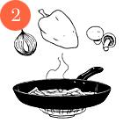 Кутабы с мясом, овощами и яблоками Татьяны Лушниковой. Изображение № 5.