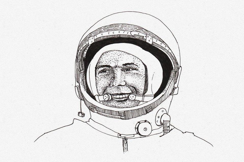 День космонавтики. Изображение № 4.