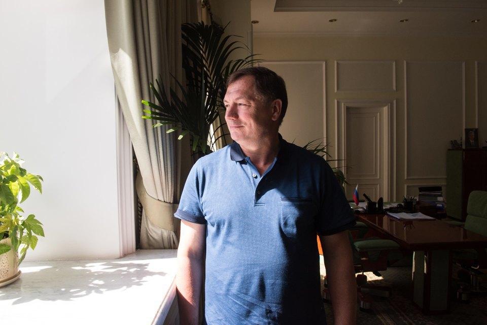 Вице-мэр Марат Хуснуллин: «Поуровню благоустройства Москве равныхнет». Изображение № 3.