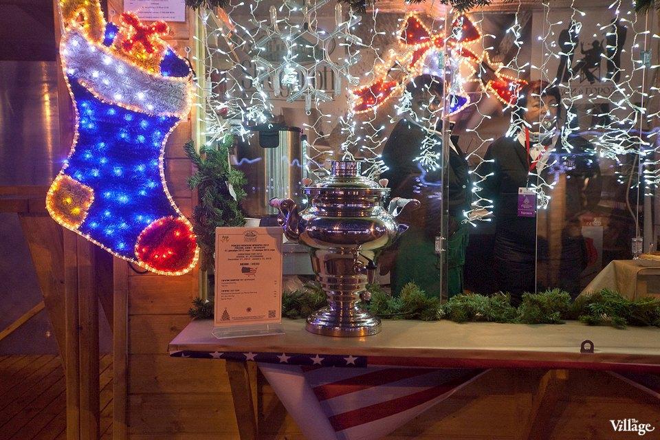 Люди в городе: Продавцы рождественской ярмарки на Островского. Изображение № 16.