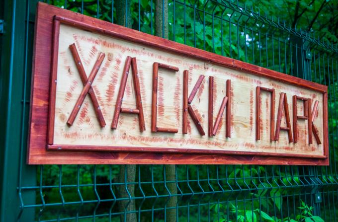В «Сокольниках» открылся «Хаски-парк». Изображение № 3.